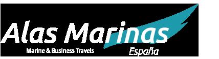 logotipo de ALAS MARINAS ESPAÑA SL